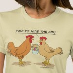 Chicken Easter Egg Hunt Gifts