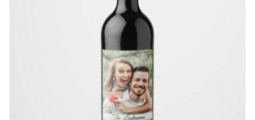 Custom Bottle Labels - Personalize Wine and Beer Bottles from our Shops