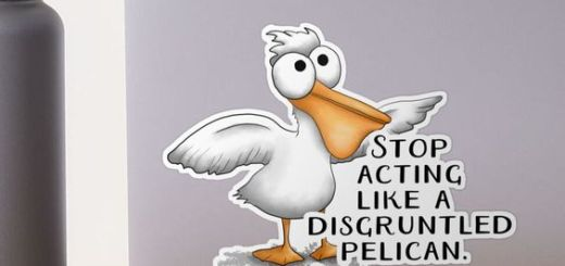 Disgruntled Pelican Products