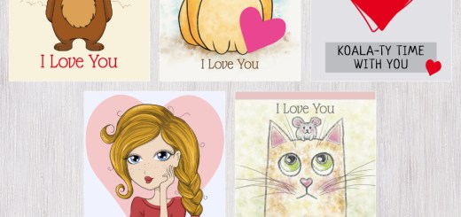 LOVE CARDS - Postcards and Greeting Cards