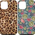 Novelty Design Phone Cases – Fun Cute Unique Pattern