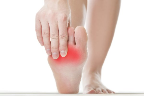 Why Does the Ball of My Foot Hurt?