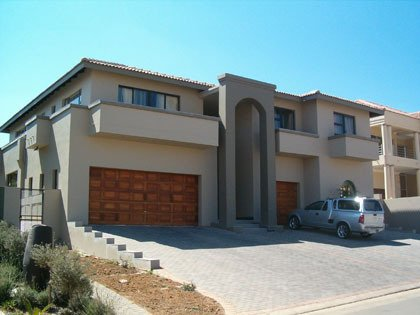 Residential House Painting Contractors Cape Town Roof