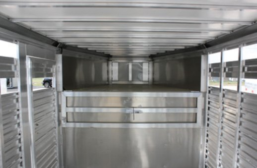 Titan Aluminum Stock Trailers BVT Kansas