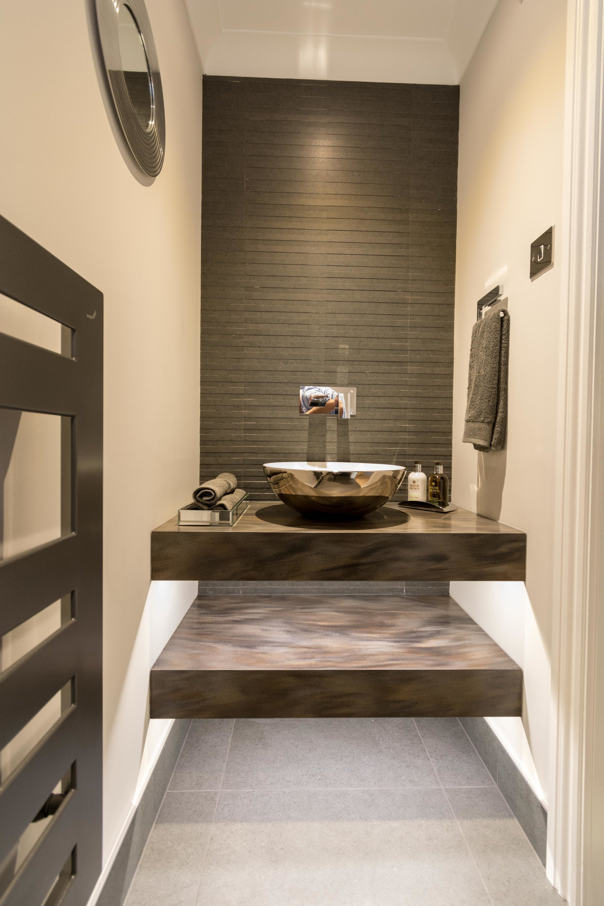 Cloakroom Ideas To Make Your Smallest Room The Most Impressive