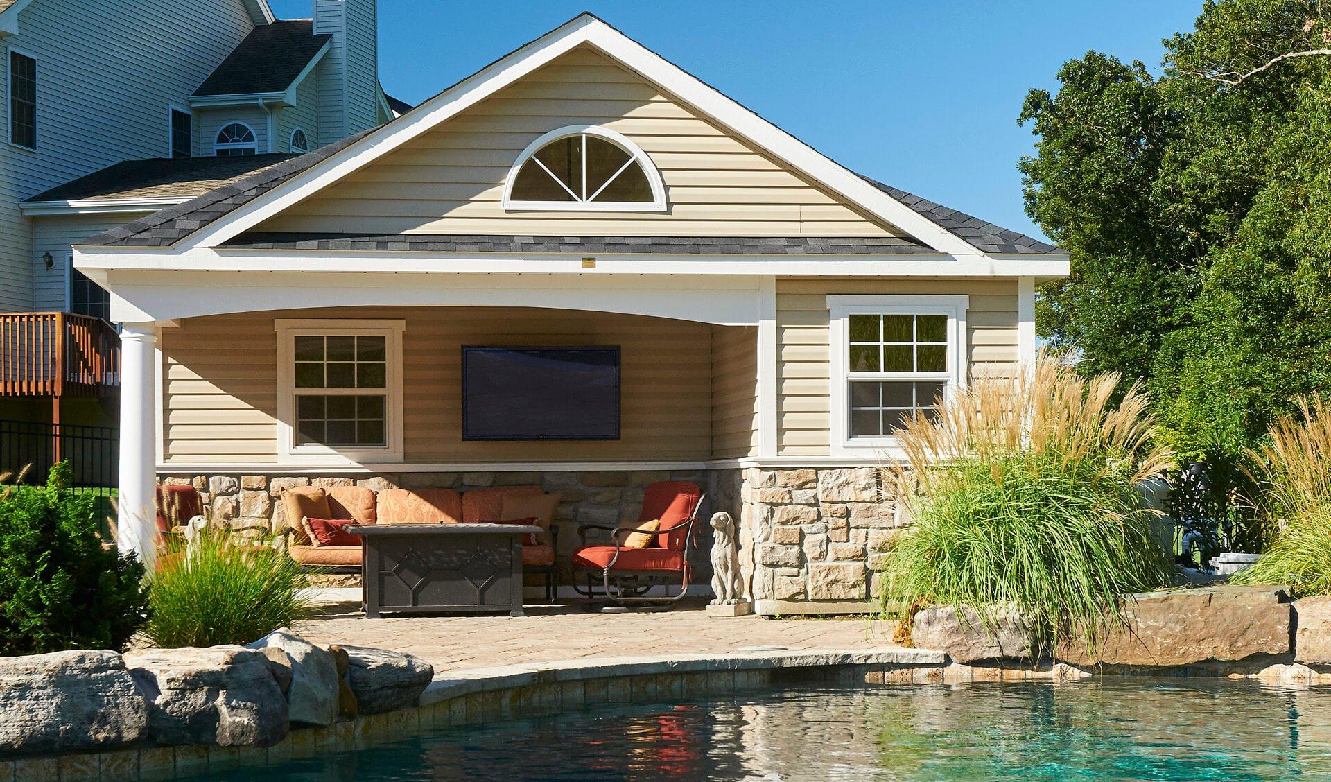 Backyard Living Renovations (Contractors Oshawa) • Zwicker on Backyard Renovation Companies id=73088