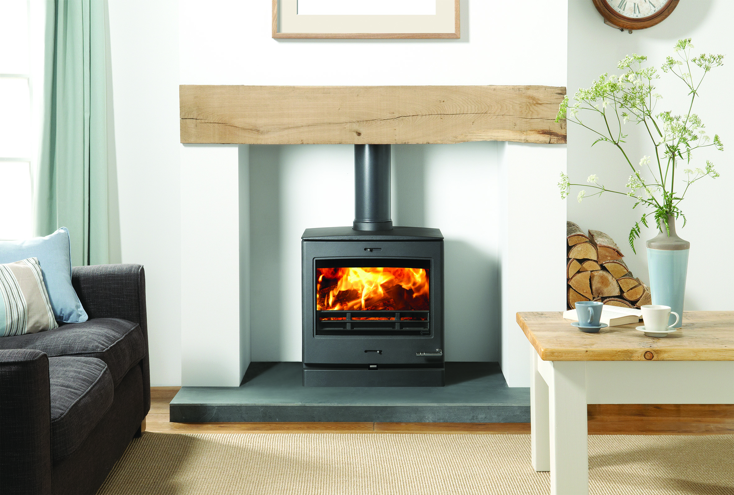 Stoves And Fireplaces Bracknell Berkshire By Warfield