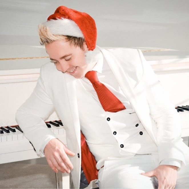 Image result for john galea christmas round the piano