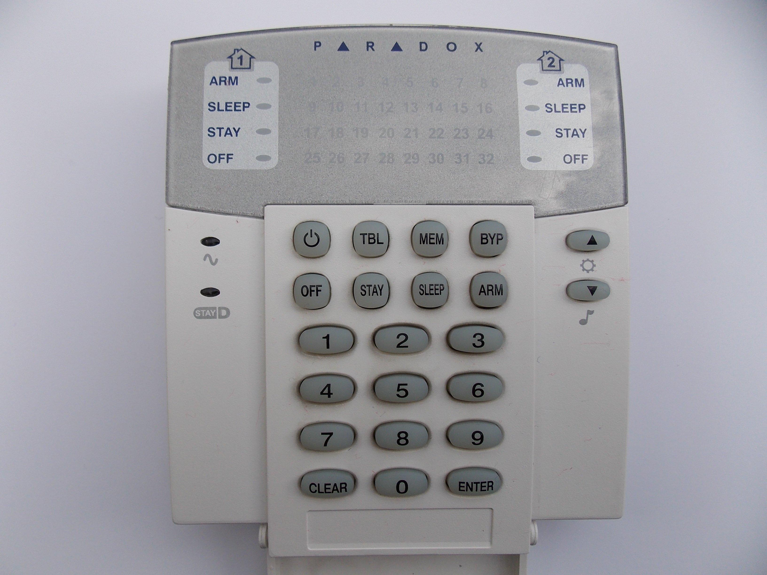 Chubb Security Alarms