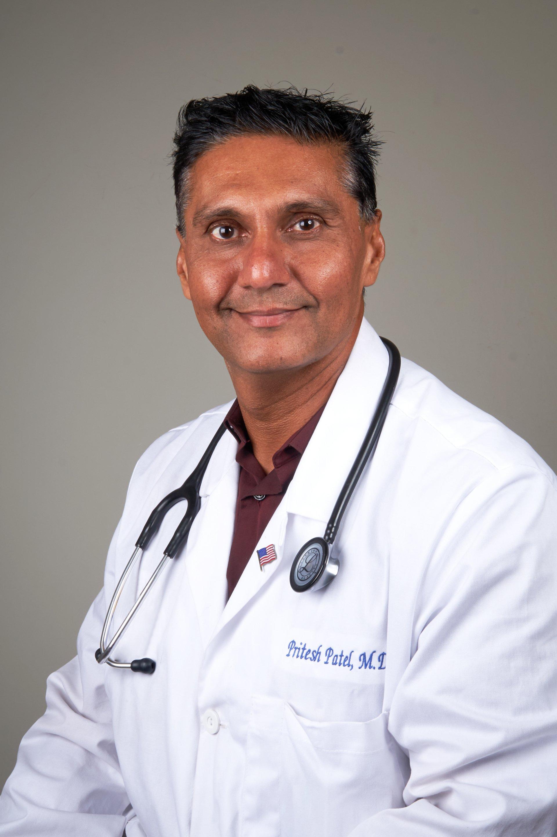 Dr Pritesh Patel M D