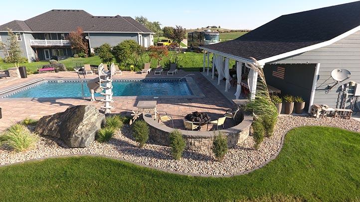 2018 Outdoor Living Trends - Landscape Design Ideas on Outdoor Living And Landscapes id=13341