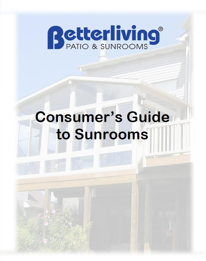 guide to sunrooms by betterliving