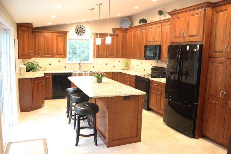Kitchen Interior Design Feasterville Pa