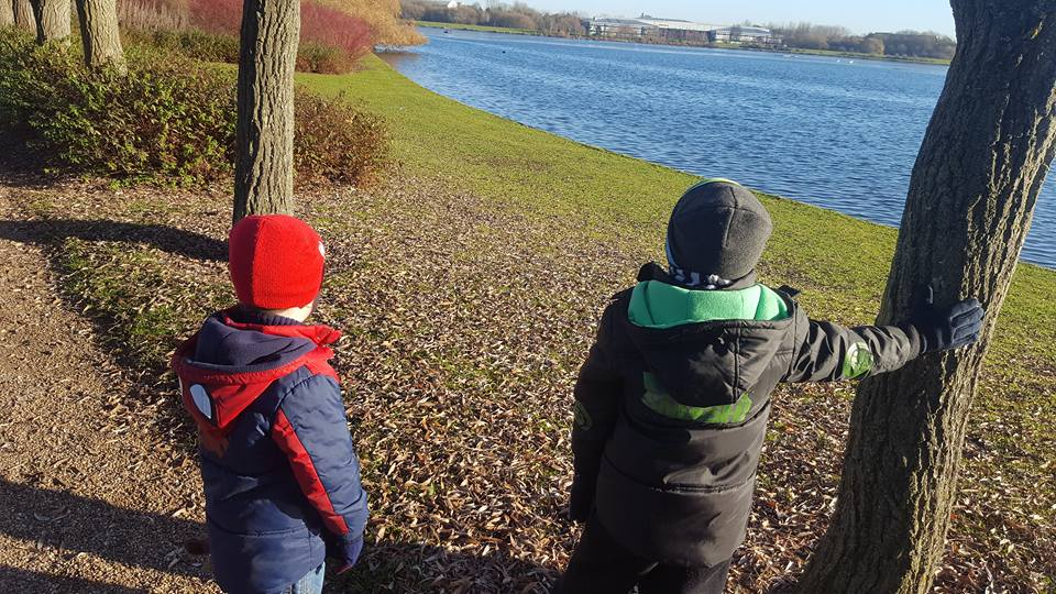 Willen Lake Review | Milton Keynes, Buckinghamshire | Review by Free Time with the Kids