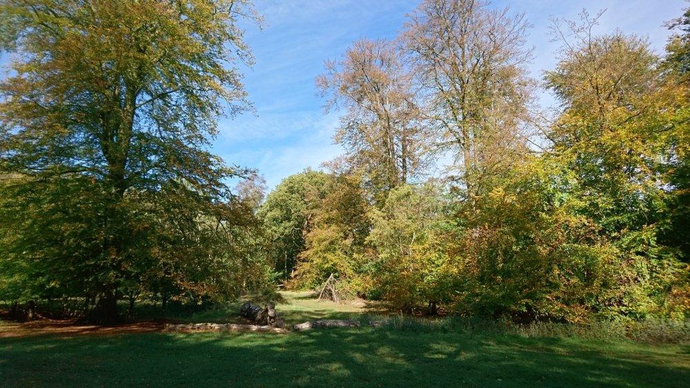 The Ashridge estate