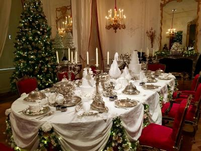 Waddesdon Manor Christmas Review | Free Time with the Kids