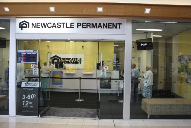 Newcastle Permanent Personal Banking