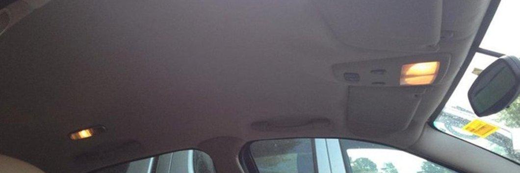 Interior Car Roof Liner Repair Melbourne
