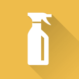 Image result for spray bottle icon