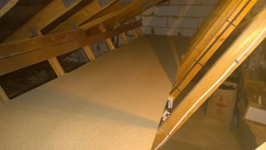 Loft Ladders  Loft Hatches in Leicestershire  Northamptonshire     So we ve already boarded the middle bit of your loft but you need some more  space  well in a modern loft the space at the sides is often awkward to get  to