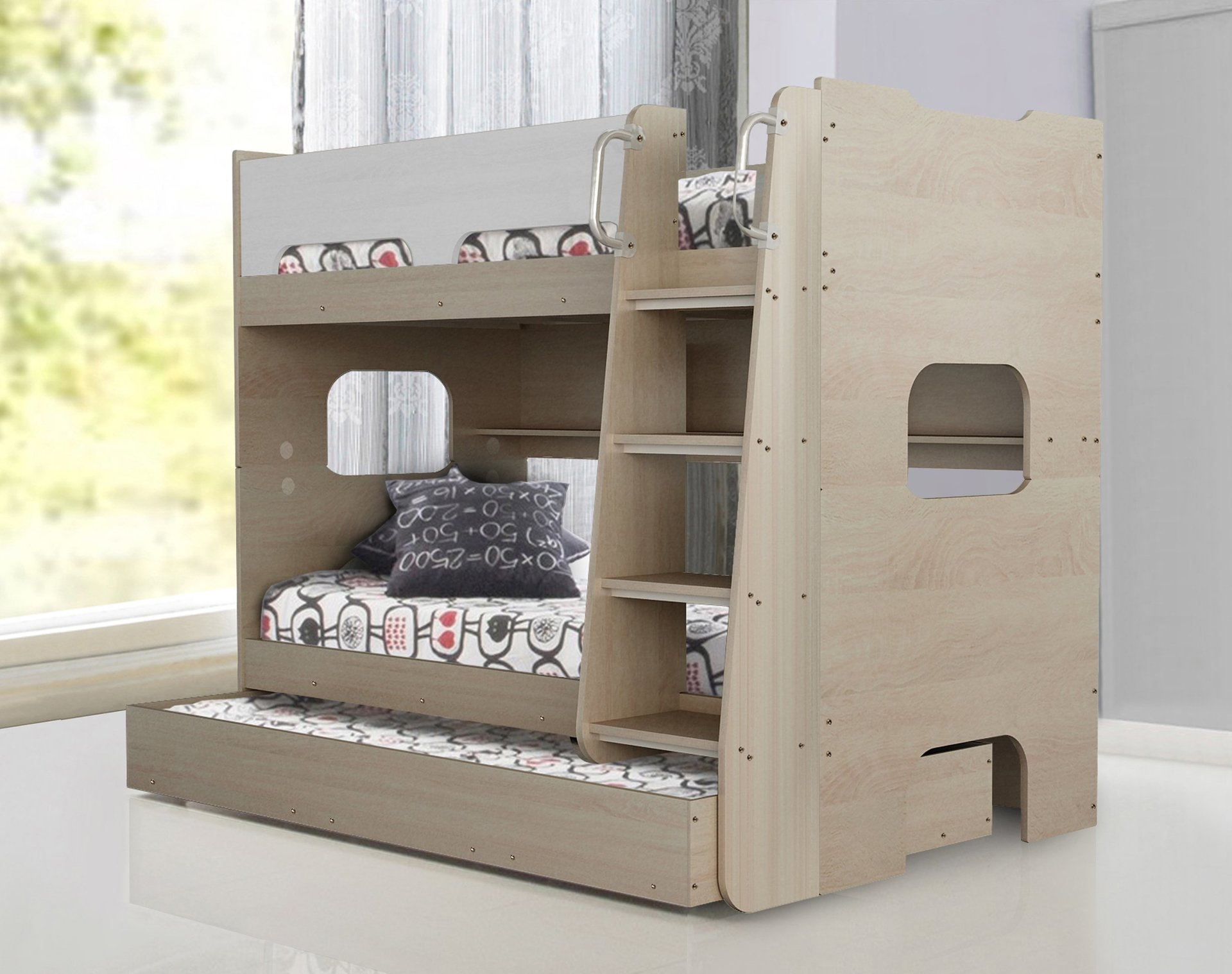 Stylish Bunk Beds In Adelaide Dreamland