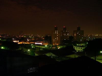 São Paulo: noite na Babilônia