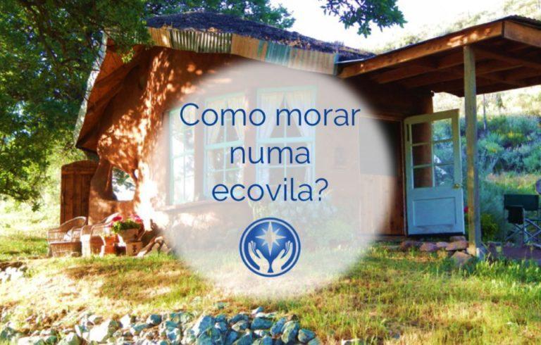 Curso online Como morar numa Ecovila!