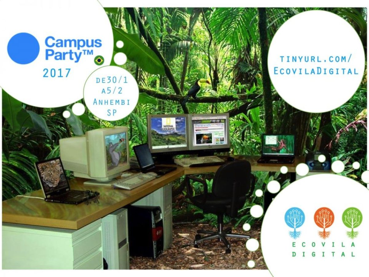 Ecovila Digital Campus Party