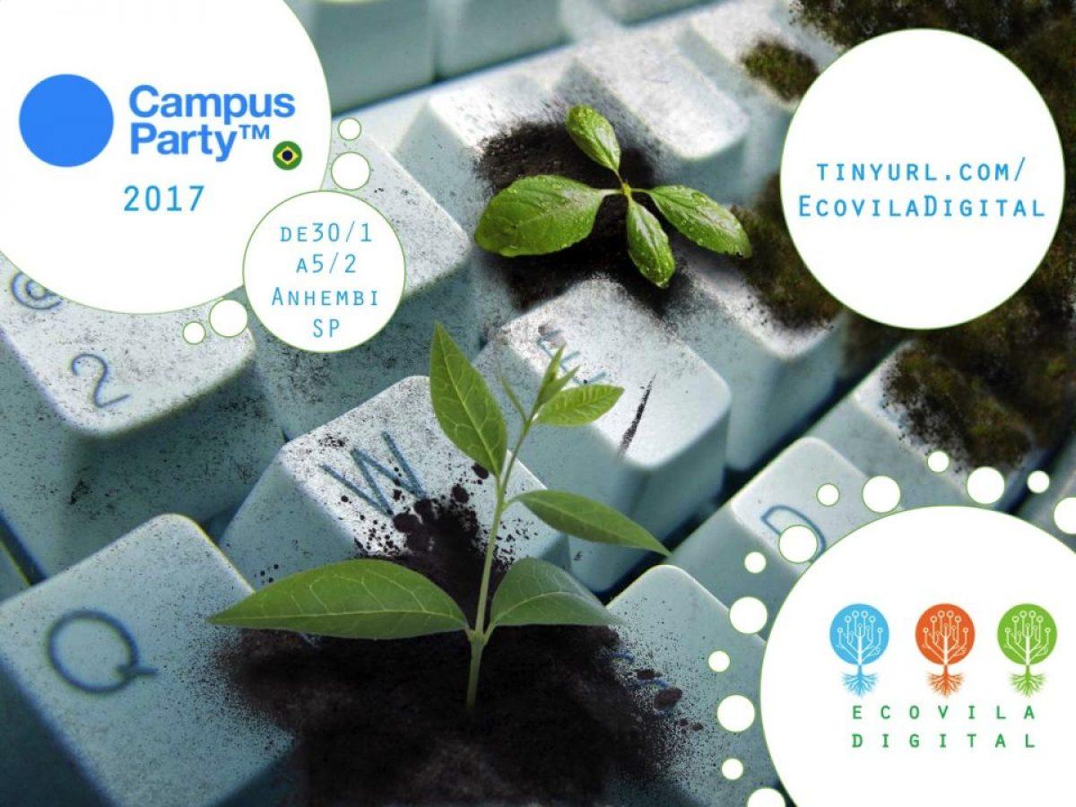 Ecovila Digital Campus Party Brasil