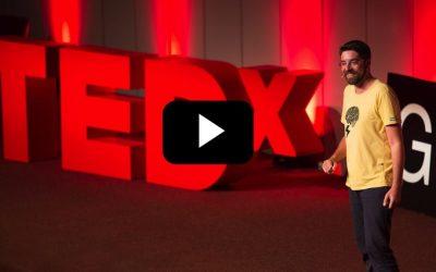 Vamos incluir os conflitos nos nossos planos! TEDxGenebra | Gabriel 'Dread' Siqueira