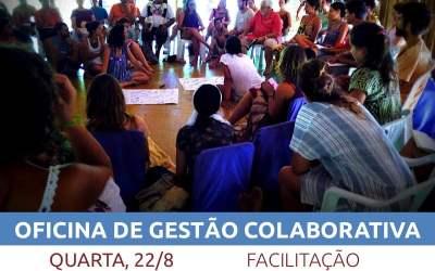 Oficina de Gestão Colaborativa em São Paulo (SP)