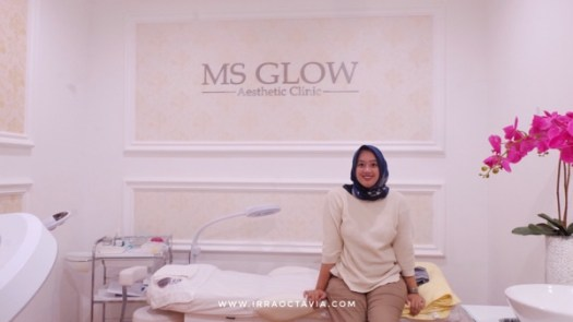 ruangan treatment ms glow