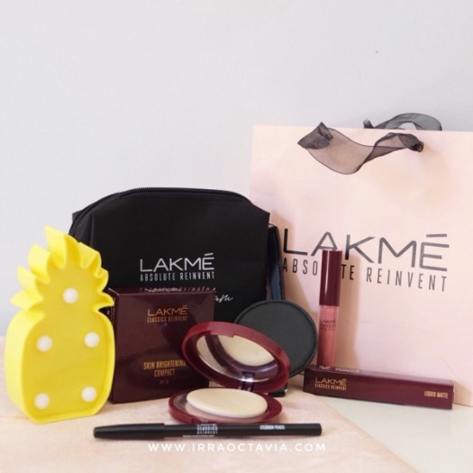 lakme travel kit