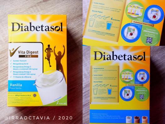 Diabetasol Powder Milk