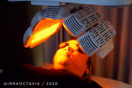 infrared photopurifying dermies