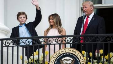 10 IRRE Geheimnisse über Barron Trump