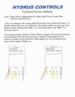 BRI BRE Valley Style Stall Wiring Diagram