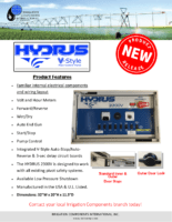 Hydrus 2300V FLyer 170125-c