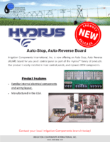 Hydrus AS-AR Board 170125