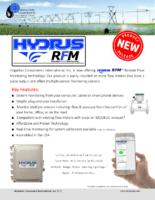 Hydrus RFM Flyer 161121a
