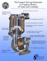 US Motors Centerdrive