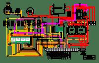 2300V Panel Diagram