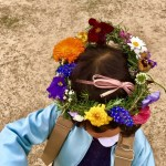 京田辺シュタイナー学校1年生の4月