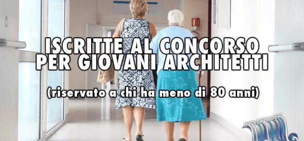 giovani architetti concorso Irriverender Architetto Bonnì