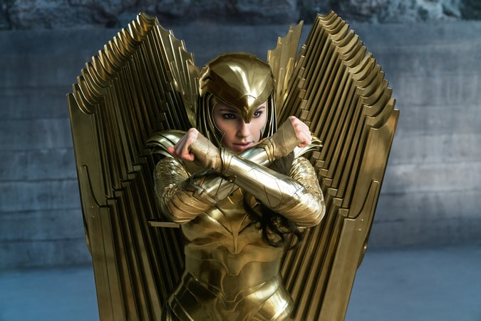 "GAL GADOT as Wonder Woman in ""WONDER WOMAN 1984"""