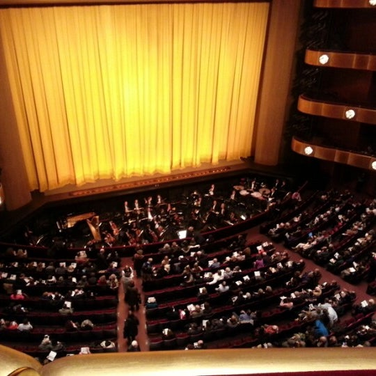 David H Koch Theater Lincoln Square 59 Tips From