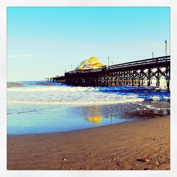 Apache Pier Myrtle Beach SC