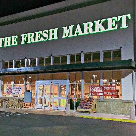 Fresh Market Hours Destin