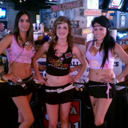 Ojos Locos Sports Cantina Downtown Fort Worth 515