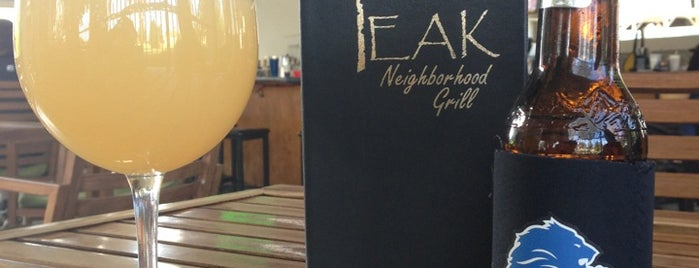 Teak Neighborhood Grill is one of The 15 Best Places for a Bacon in Orlando.